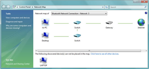 connect windows 10 to xp network